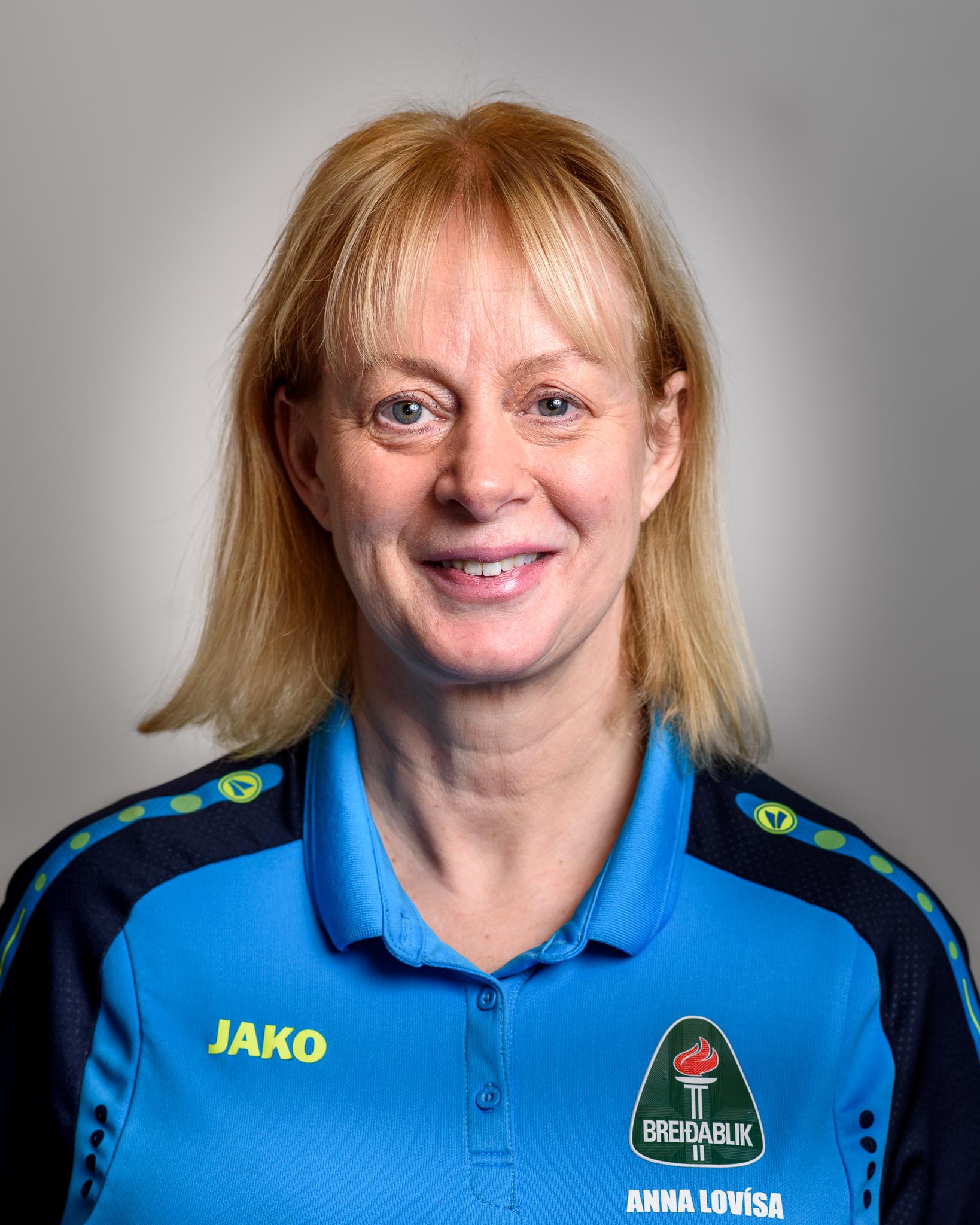 Anna Lovísa Bjarnadóttir