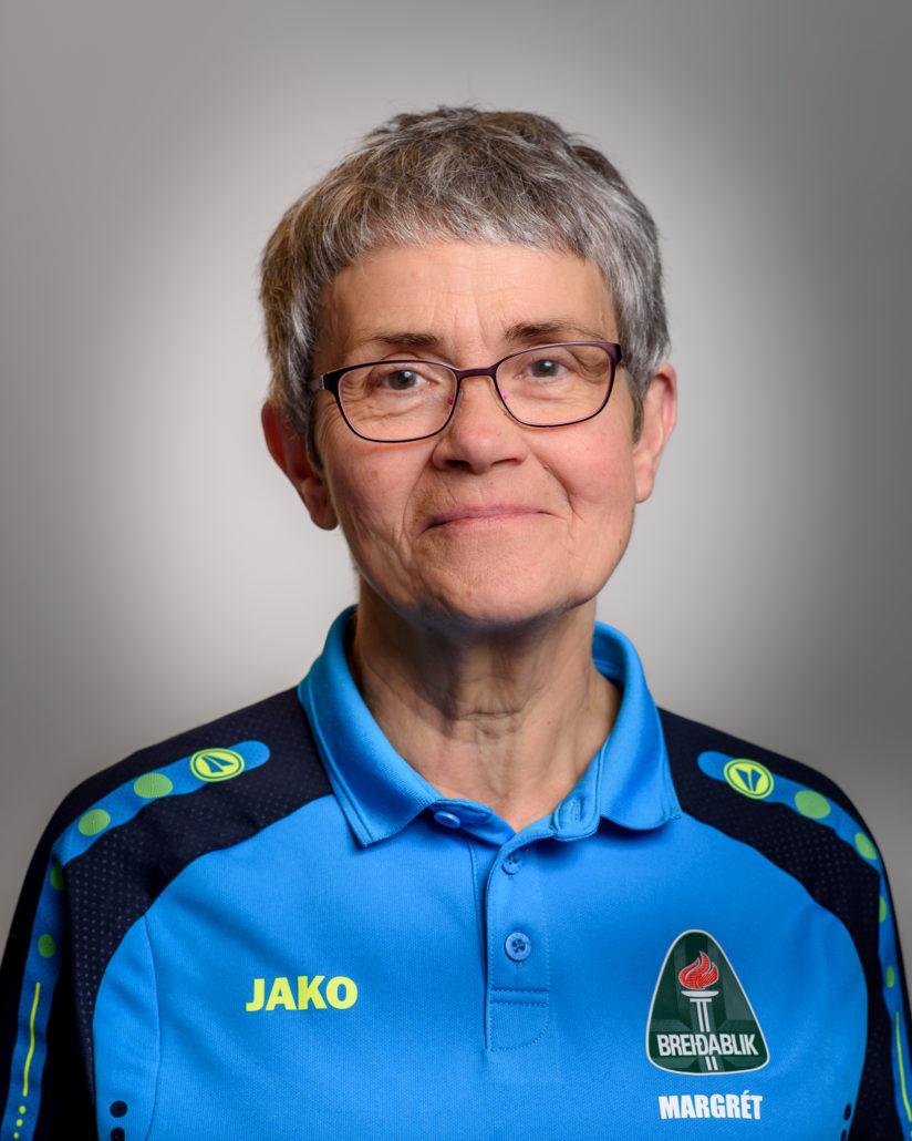 Margrét Sigurðardóttir