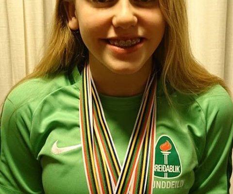 Freyja Birkisdóttir