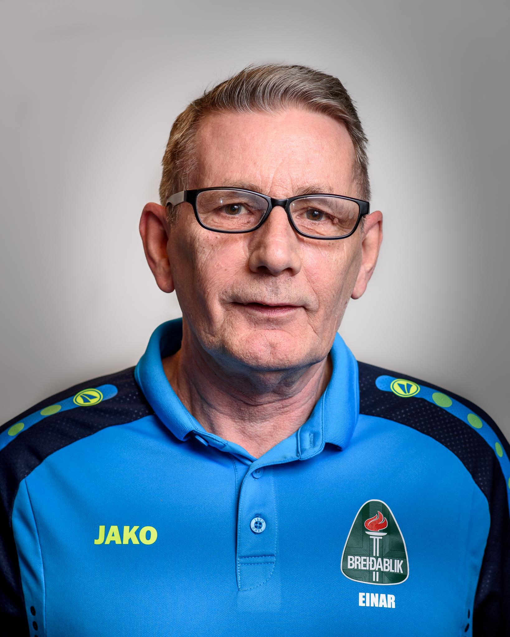 Einar Sumarliðason
