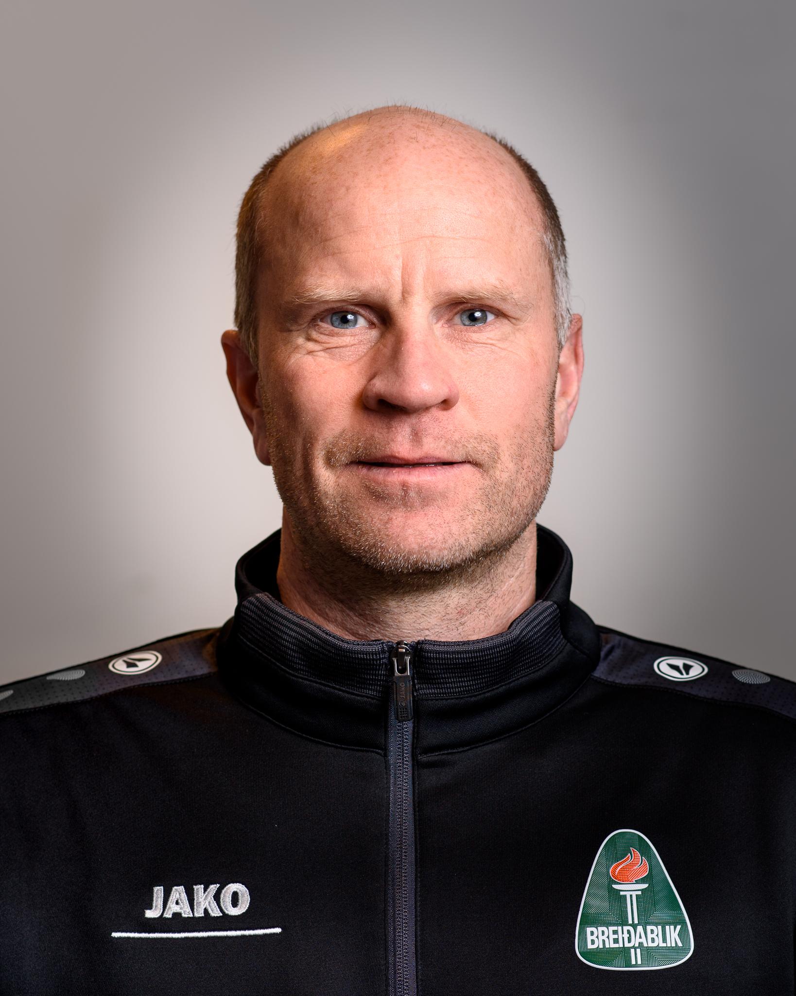 Hákon Sverrisson